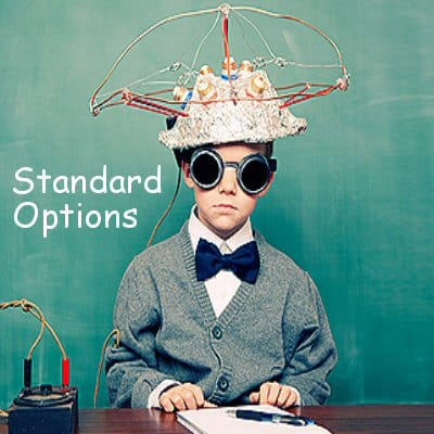 Vids Standard Options