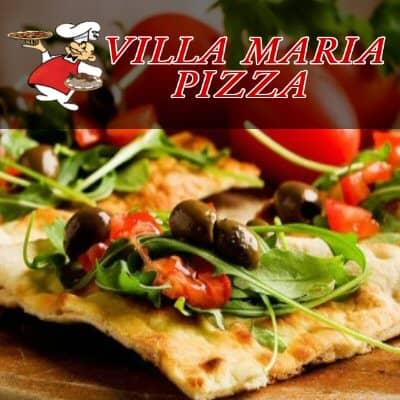 Small Business Spotlight Villa Maria Pizza