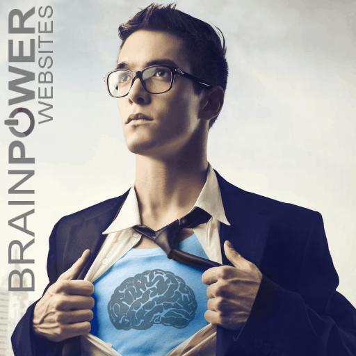 Brain Power Websites