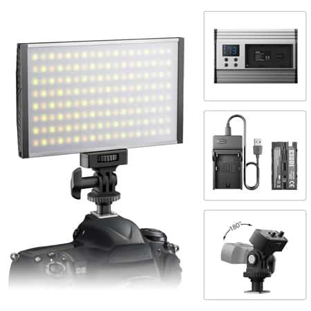 Video Light Panel